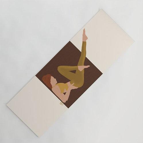 """Natalie"" - Yoga Mat Design By Briana Ariel"