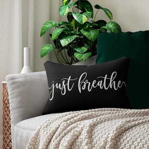 Just Breathe Lumbar Pillow