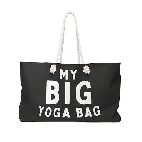 My Big Yoga Bag | Extra Large Yoga Bag