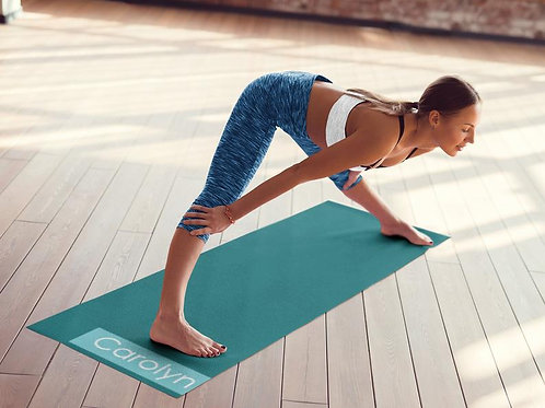 Personalized Gym Mat