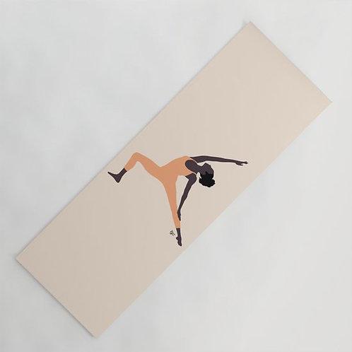 Solange - Yoga Mat Design By Briana Ariel