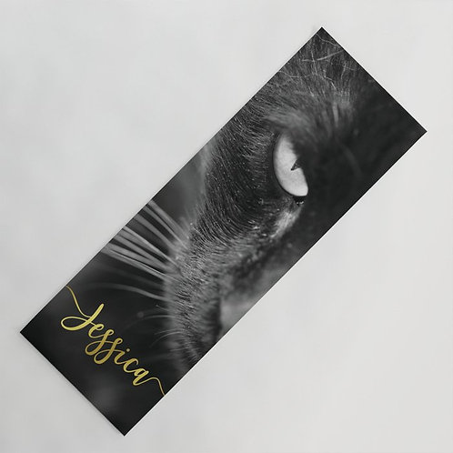 Personalized Cat Yoga/ Gym Mat