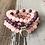 Thumbnail: Woman Mala Necklace & Bracelet |  Rose Quartz   |108 Beads