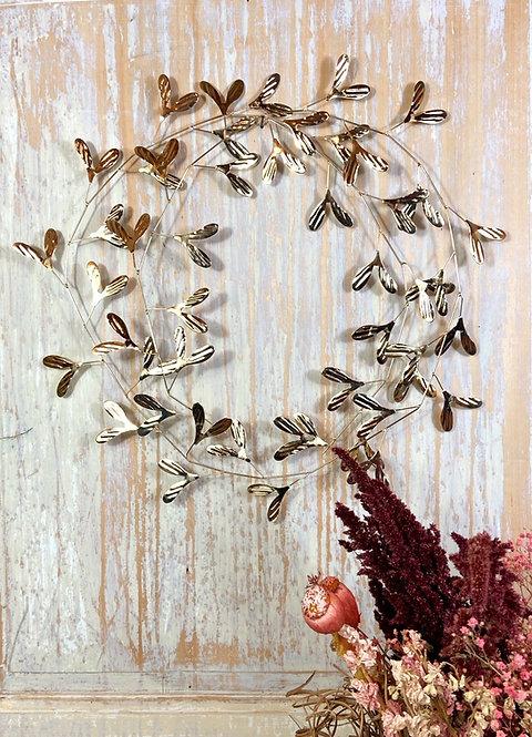 Couronne de feuilles (modèle Samarès)
