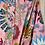 Thumbnail: Kimono imprimé fleuri rose