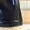 Thumbnail: Le grand sac panier cuir Nouss Nouss marron glacé