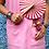 Thumbnail: Bracelets Rainbow Mantra fins  (lot de 7 bracelets) Qualité supérieure