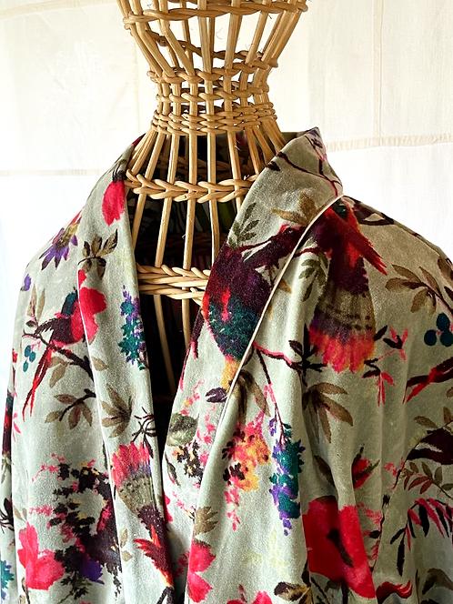 Kimono Velvet Sauge