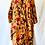 Thumbnail: Kimono Velvet orange