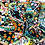 Thumbnail: Pyjama inspiration 70's  fond noir
