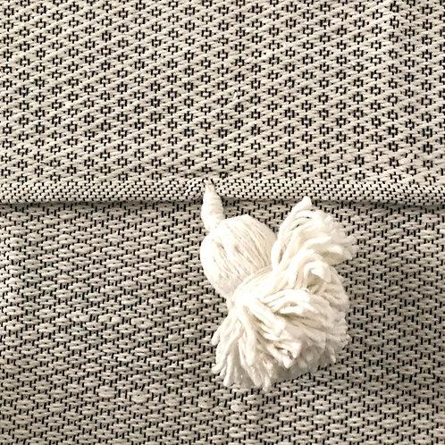 Grande couverture en coton