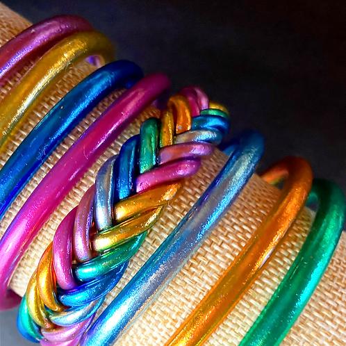 Bracelet Rainbow 7 couleurs