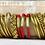Thumbnail: Bracelet Bouddhiste mantra corde tressée porte bonheur (rouge)