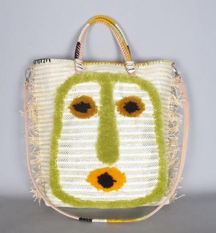 Cabas visage Green En Shalla Food Bag Foundation