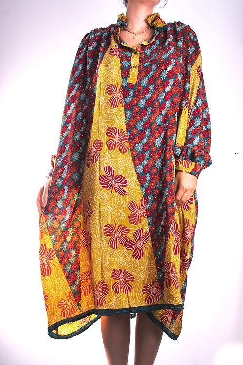Robe en soie (modèle 5)