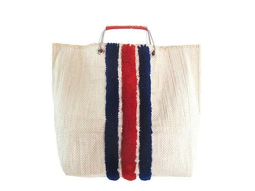 Cabas modèle Red & White & Blue En Shalla Food Bag Foundation