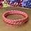 Thumbnail: Bracelet bouddhiste tressé version pink