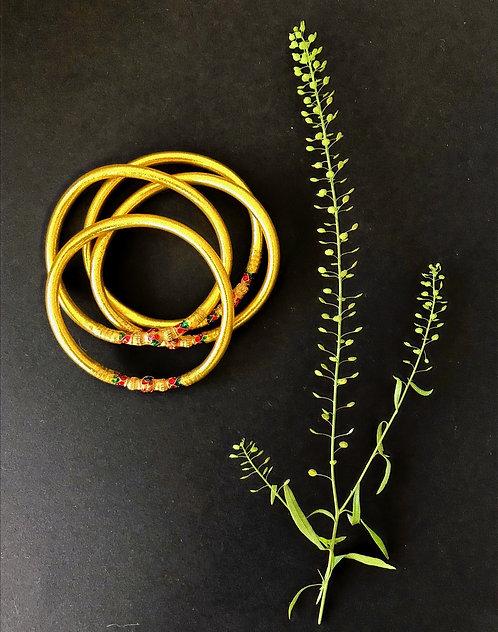 Bracelet Bouddhiste version émaillée