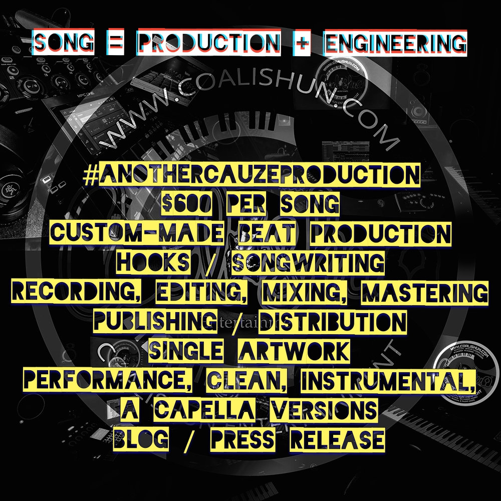 Song Production & Engineering