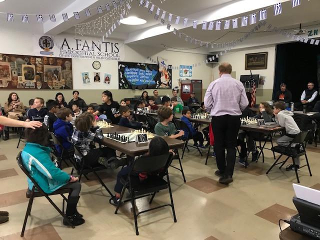 NYChessKids, LLC | A  Fantis Parochial School