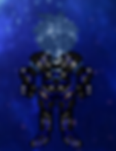 The Dark Lion Armor
