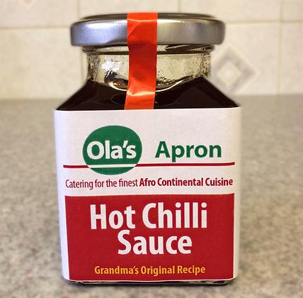 Ola's Apron Hot Chilli Sauce