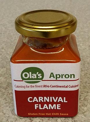 Carnival Flame Hot Chilli Sauce