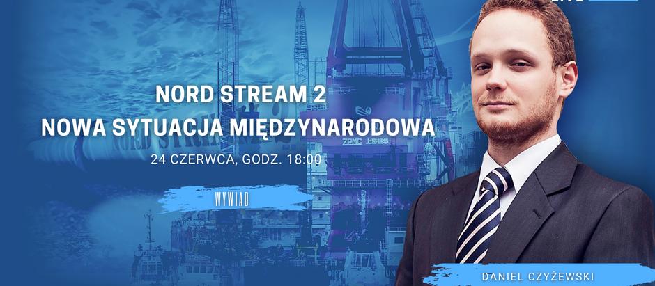 Nord Stream 2 - spotkanie z Danielem Czyżewskim