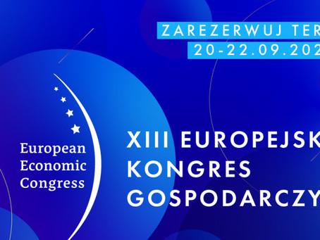 XIII Europejski Kongres Gospodarczy w Katowicach
