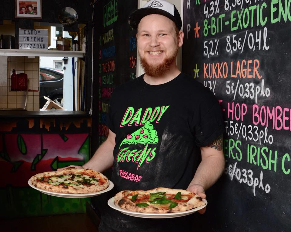 Daddy_Greens_pizzabar_staff_Janne