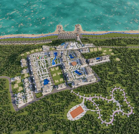 Резиденция-Цезарь_Клиф-Caesar_Cliff-Tatlisu_Northern_Cyprus