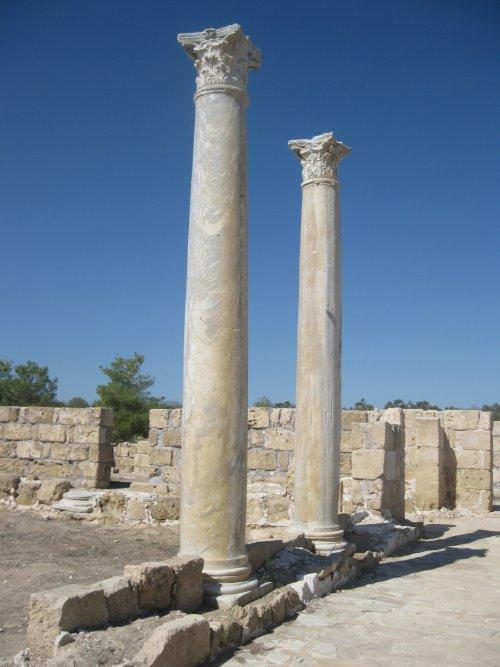 Северный_Кипр-Фамагуста-Саламис