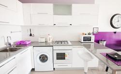 Кухня-салон-односпальная