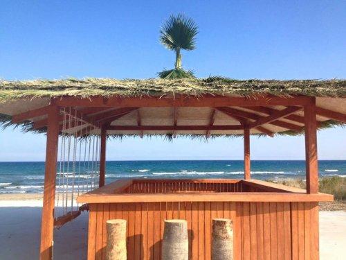 Пляжный-бар