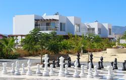 Пляж Цезаря - парковая зона