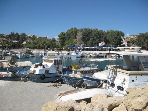 Северный-Кипр-Боаз-марина