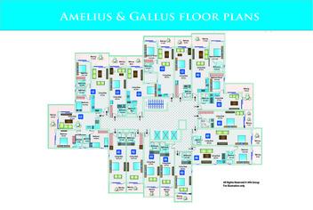 Amelius-Gallus-Поэтажный_план