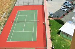 Теннисный корт- Цезарь