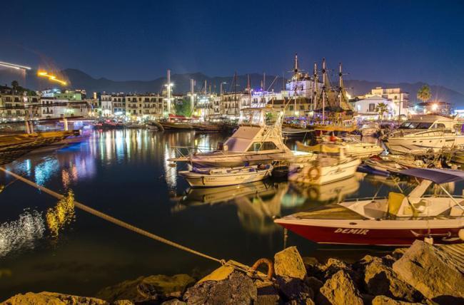 Северный Кипр-Кирения-Татлысу