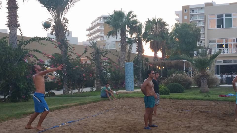 Резиденция-Цезарь-волейбол