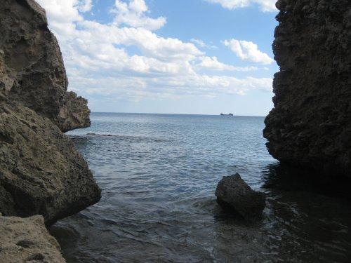 Северный-Кипр-Пляж-Цезаря-Боаз