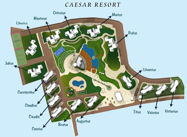 План-резиденция Цезарь1