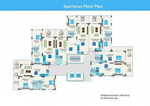 Spartacus-block
