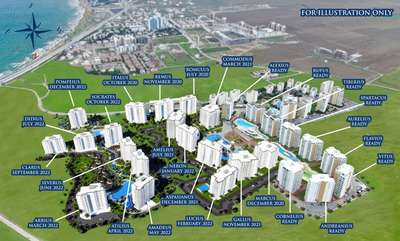 Site plan Caesar Resort-WhatsApp Image 2