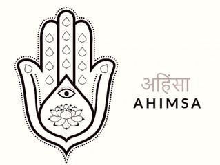 Yoga off the mat: non-violence and compassion - Ahimsa