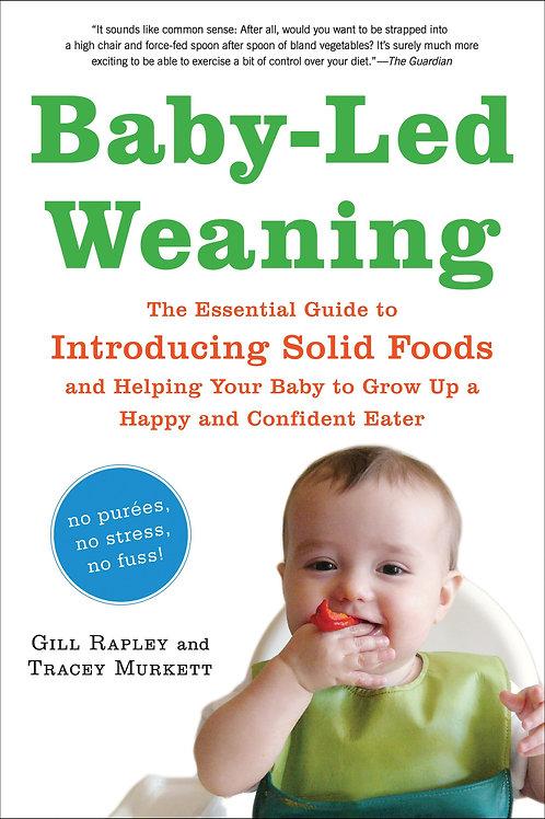 Baby Led Weaning - Jill Rapley