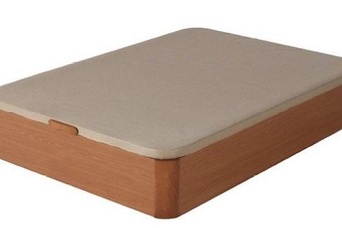 Canapé 0210 con base tapizada