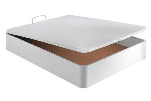 Canapé 0410 con base tapizada