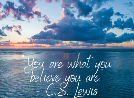 I believe I am...