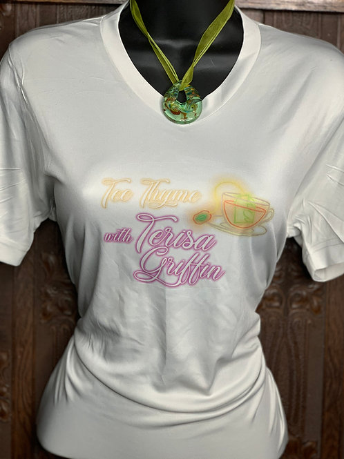 Tee Thyme V Neck T-Shirt